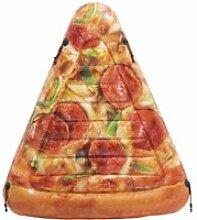 Matelas de piscine part de pizza - intex