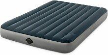 Matelas gonflable Airbed 2 places Fiber Tech - Bleu
