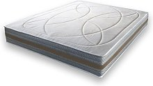 Matelas NATURE 530 King Size 180x190 Mousse -