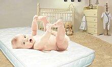 Matelas pour bébé Baby bamboo : 70 x 140 cm