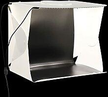 Matériau : Plastique Éclairage & Studio Boîte