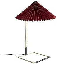 MATIN LARGE-Lampe à poser LED Coton/Métal H52cm