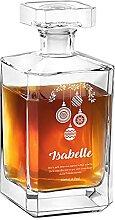 Maverton Carafe à Whisky gravée - 700 ml