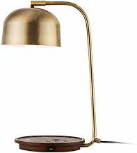 MCBODOG Lampe de Table Simple Nordique Moderne Art