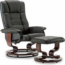 MCombo fauteuil de relaxation inclinable, pivotant