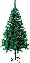 MCTECH Sapin de Noël artificiel Vert, 210CM