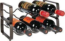 mDesign casier à bouteille (lot de 2) – range
