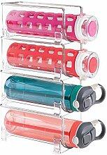 mDesign casier à bouteille (lot de 4) –