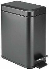 mDesign poubelle sous évier capacité 5L –