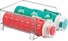 mDesign range-bouteilles pour réfrigérateur –