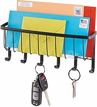 mDesign range courrier et boite à clés en acier