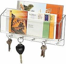 mDesign range courrier et boite à clés - pour le