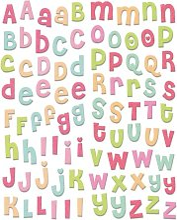 me & my BIG ideas Autocollants pour Alphabet