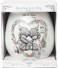 Me To You Tirelire Tatty Teddy AGX01006 - Boîte