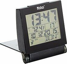 Mebus 51313 multiband Radio-réveil numérique