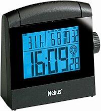 Mebus 51470 - Réveil numérique