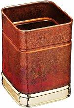 Medial - Corbeille à papier carre | cuivre |