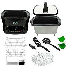 mega cooker + kit accessoires + cuve