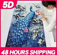 Meian – Kit de peinture de diamants 5D en forme