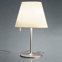 MELAMPO-Lampe Bronze abat-jour orientable Ø35cm