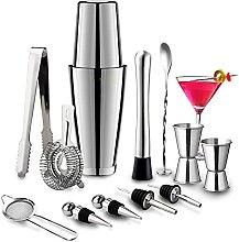 Mélangeur de cocktail en acier inoxydable Shaker