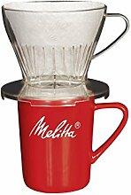 Melitta Kit de Filtration Manuelle, 1 Porte-filtre