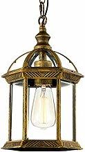Memnk Lanterne Suspendue extérieure Lampe