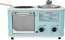 Ménage électrique 3 en 1 petit déjeuner machine