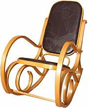 Mendler Rocking-Chair, Fauteuil à Bascule M41,