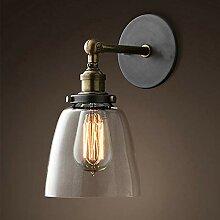 Mengjay Applique Murale Intérieur E27 Lampe
