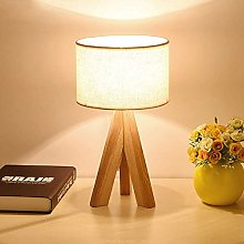 Mengjay -Lampe de Table en Cristal, abat-jour