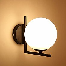 Mengjay LED Applique Murale,Lampe Murale de Boule