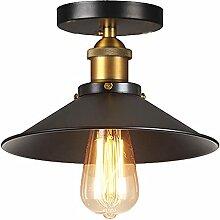 Mengjay Plafond lumière moderne Vintage