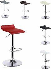 MercartoXL modèle de chaise bordeaux Design
