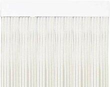 MercuryTextil P69 Rideau Porte PVC 210 x 90 cm