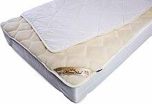 Merino Wool Bedding Caro Drap de lit réversible
