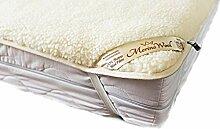 Merino Wool Bedding Mattress Topper Pad 90 x 200