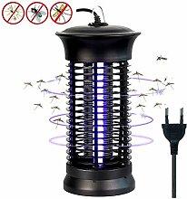MerryDate Lampe Anti Moustique Électrique, 6W UV