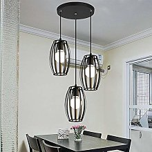 Metal Moderne Suspensions Luminaire Metal