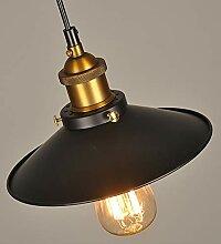 Métal Retro Suspensions Luminaire Lampes Vintage