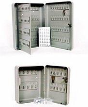 METALPLUS Boîte à clés murale 30 x 24 x 7 cm 84