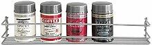 Metaltex 364631039 Etagère à épices Pepito 1