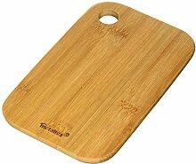 Metaltex 569061010 Planche à découper en Bambou,