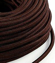 MeToo Design Câble électrique H03VV-F, rond,
