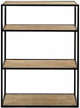 Meuble à étagère en bois Eszential