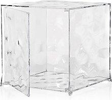 Meuble de rangement Cube OPTIC avec battant de