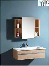 Meuble de salle de bain AVILES - Miroir