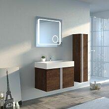Meuble de salle de bain BOREAL 800