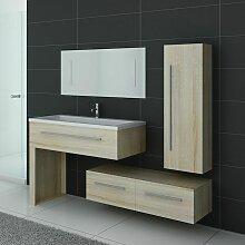 Meuble de salle de bain DIS9251 Scandinave