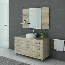 Meuble de salle de bain IMPERIAL Scandinave